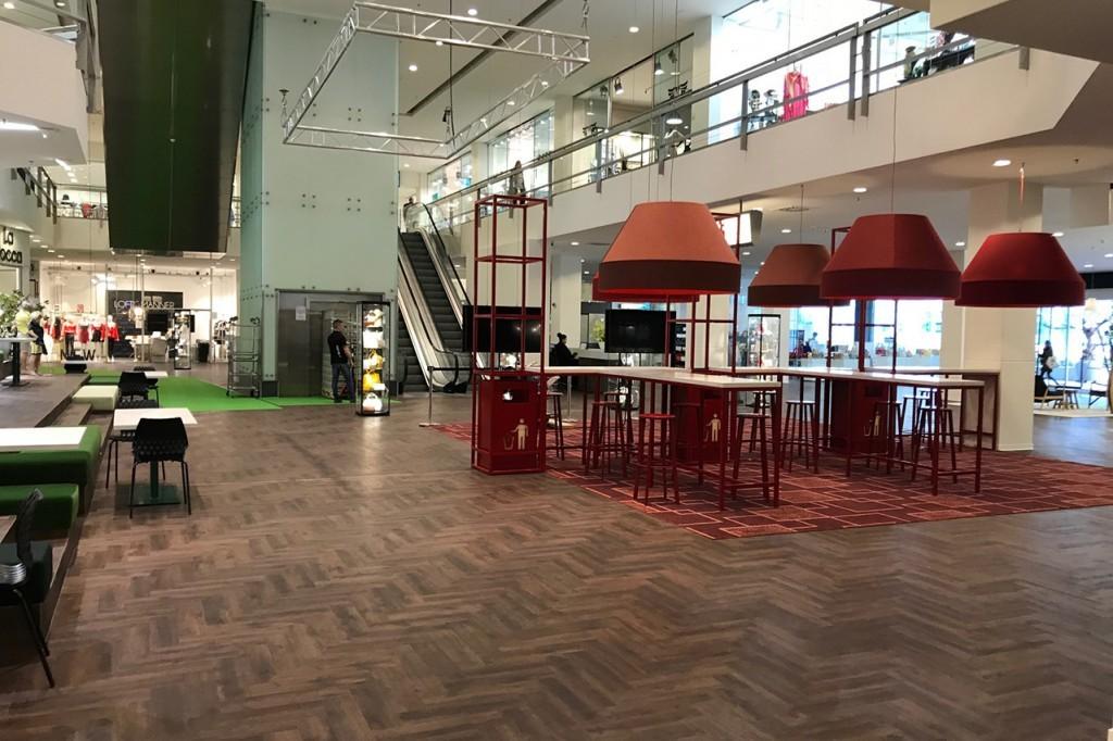 WFC Nieuws Centrale Hal