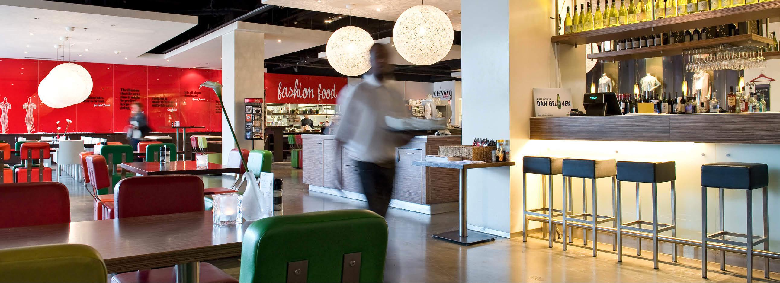 WFC Slider Fashion Cafe