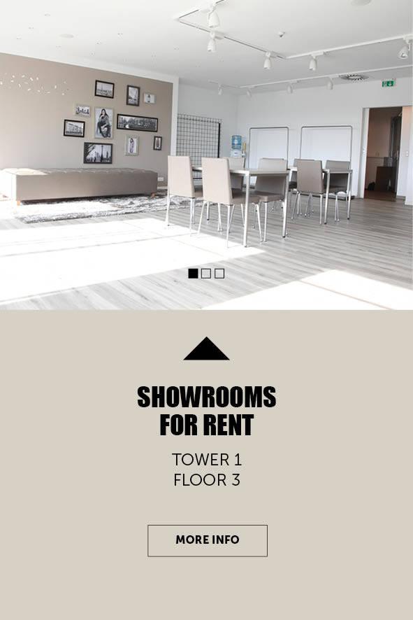 WFC Sliders Showrooms Engels