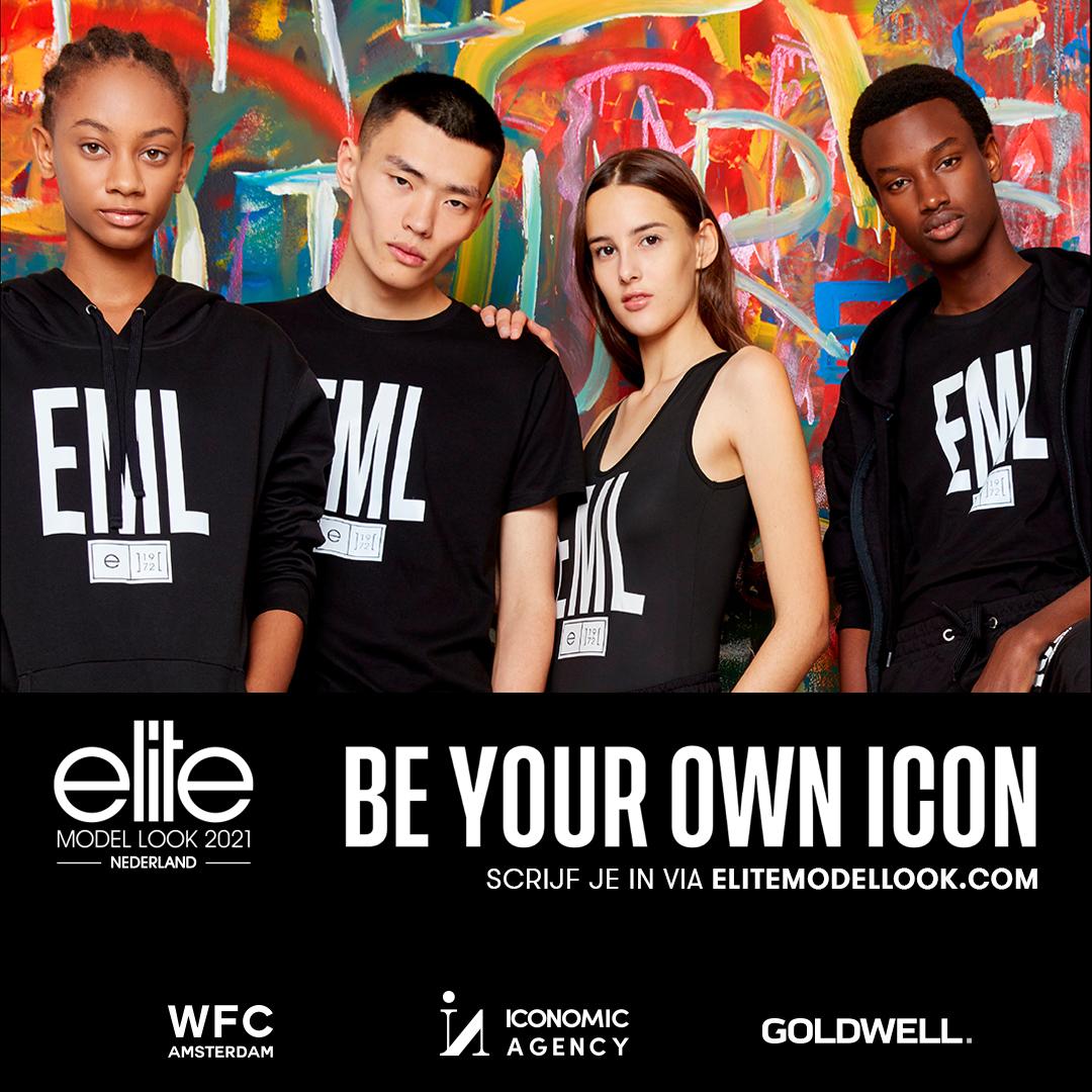 Elite Model Look 2021 in WFC Amsterdam